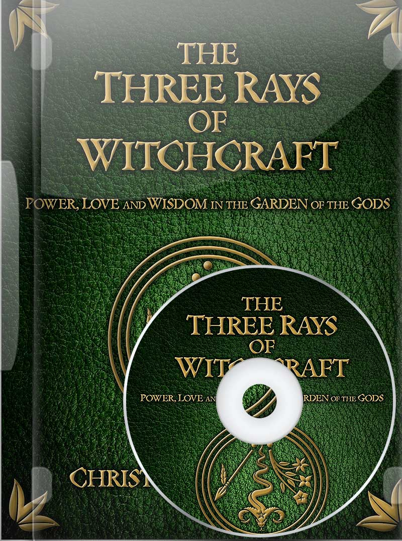 Three Rays of Witchcraft CD Companion