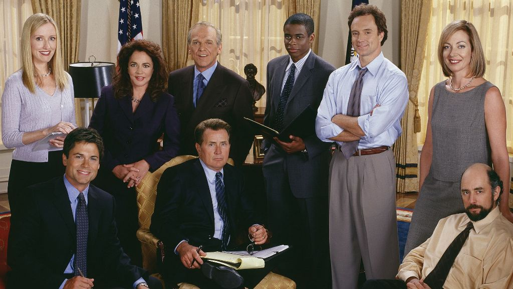 The_West_wing_cast