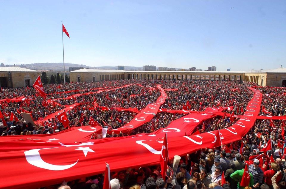 La «primavera turca».