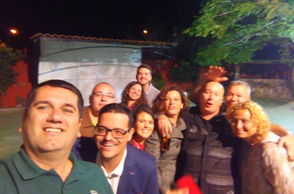«Manu» y los selfies del PSOE.