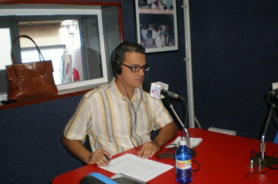 Christopher Rodriguez: «Los medios de comunicación públicos son plurales y libres».