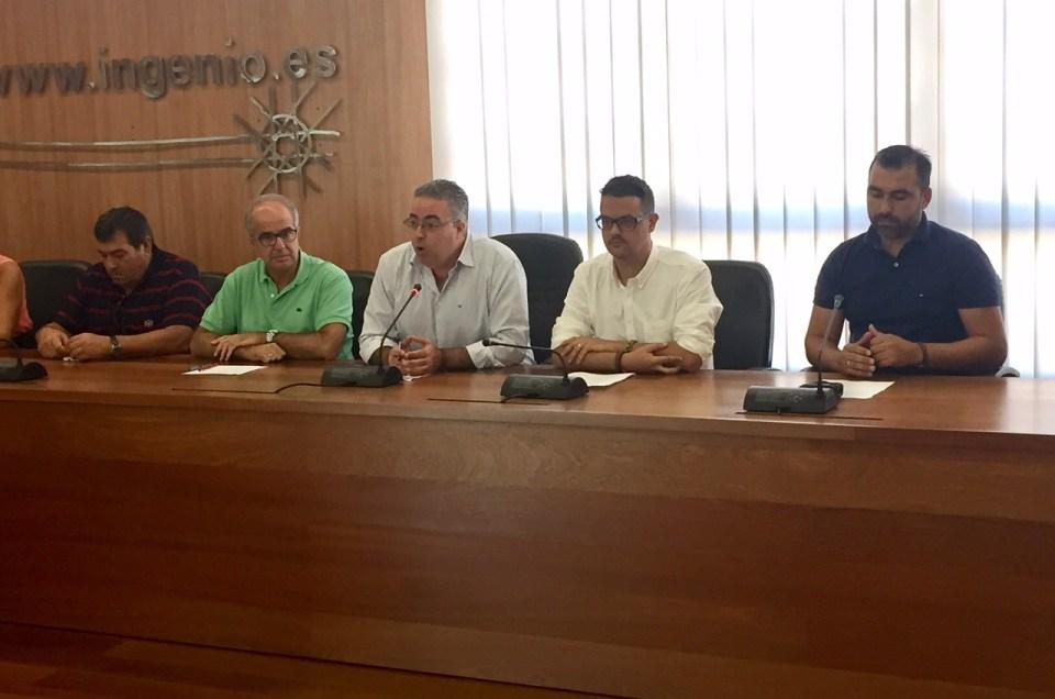 Día histórico para la Villa de Ingenio que se convierte en referente de la Participación Ciudadana.