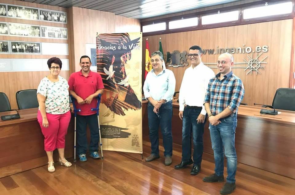 Homenaje a la gran Chavela Vargas con la obra «Gracias a la Vida».