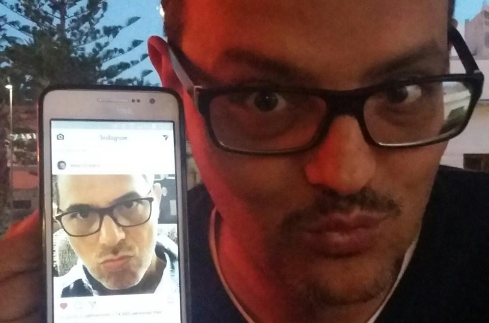 ¿Parecido razonable con Alejandro Sanz?