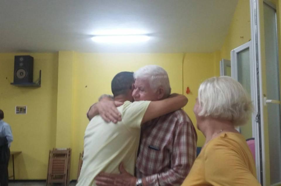 Grandes amigos que tengo en el Barrio Nuevo de Carrizal.