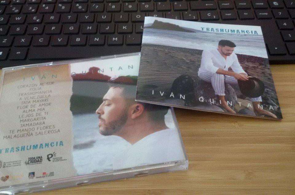 Mi querido Iván Quintana, ¡ya tiene disco!