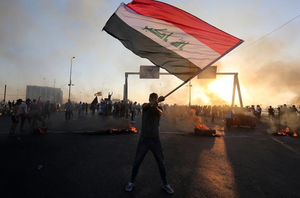 Los hijos de Irak