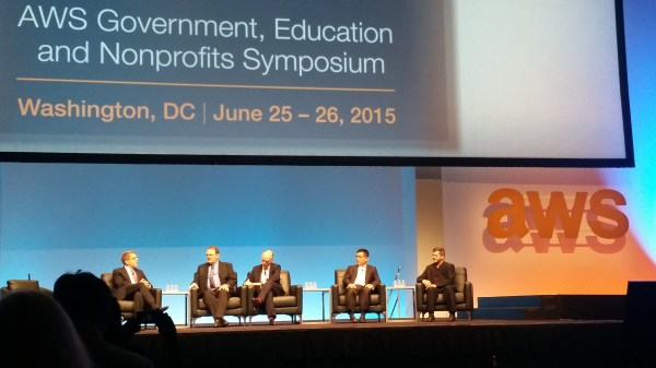 Aws Government Education And Nonprofits Symposium 2015