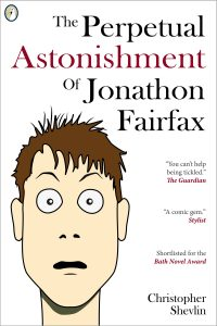 Cover art for The Perpetual Astonishment of Jonathon Fairfax