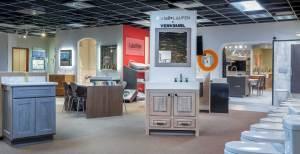 Christopher's Kitchen & Bath design center, bathroom showroom in Denver, CO.