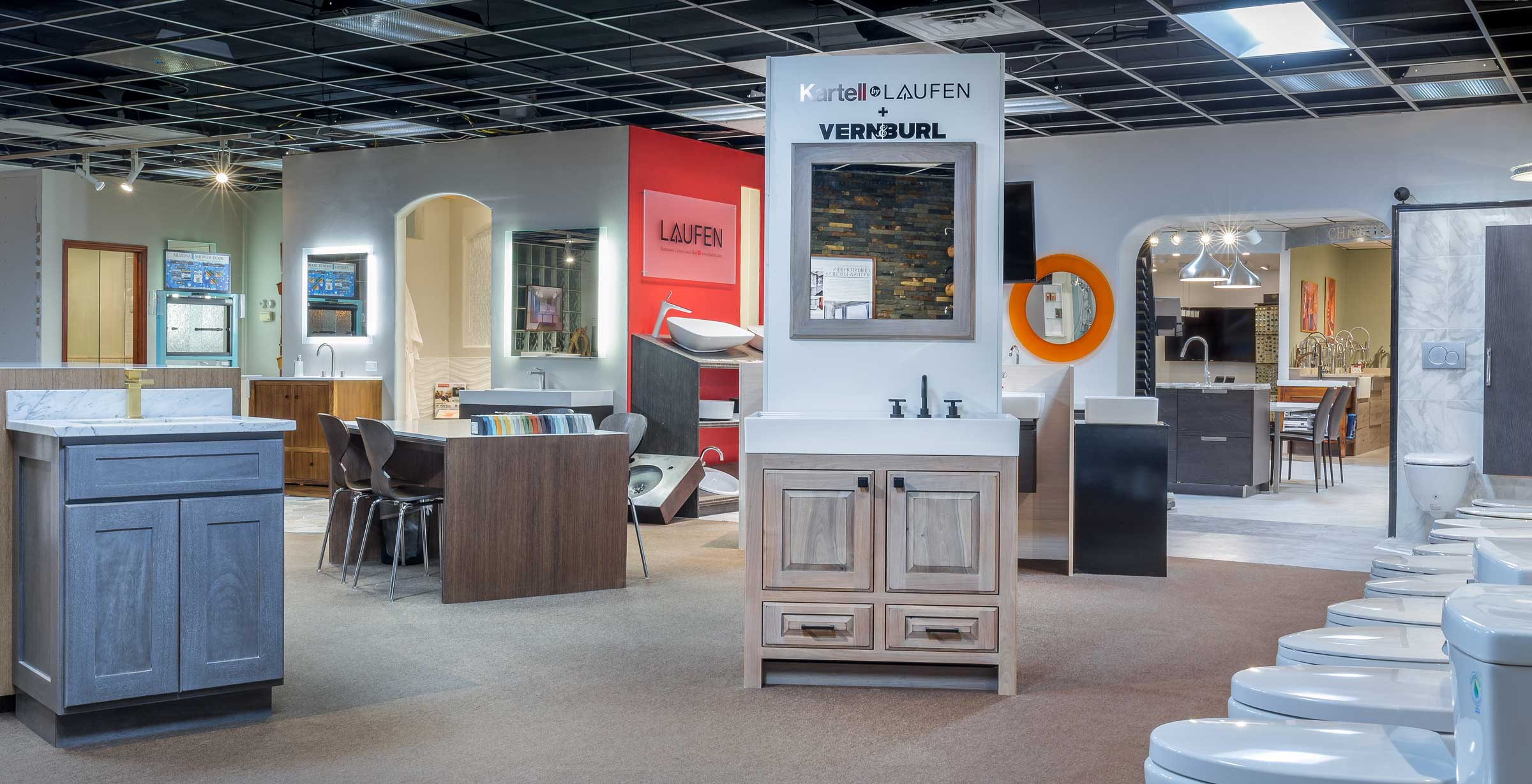 Superbe Christopheru0027s Kitchen U0026 Bath Design Center, Bathroom Showroom In Denver, ...