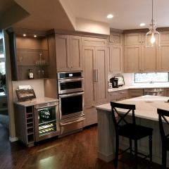 kitchen design in Denver
