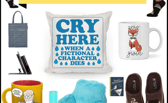 35 Gifts For Readers 2019
