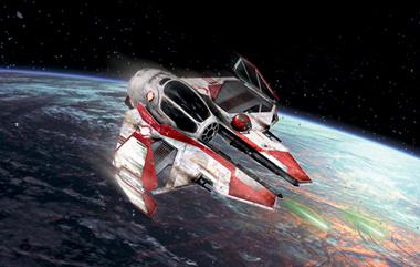 Eta-2 Jedi Starfighter