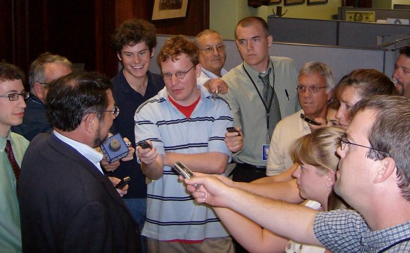 The Pennsylvania Legislative Correspondents' Association: a brief history