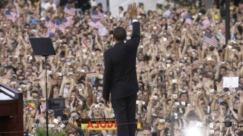Congratulations, President Obama