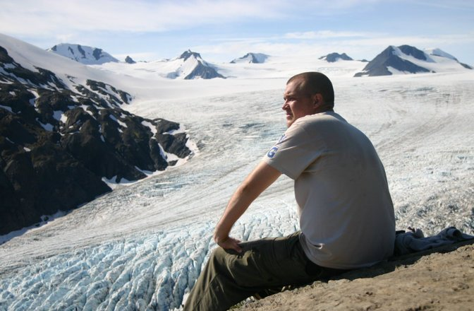 Alaska (backpacking through the Last Frontier)