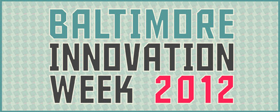 Baltimore Innovation Week 2012 logo