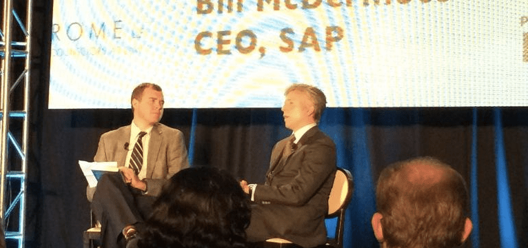 Don't build a company for 60 days. Try 60 years: SAP CEO Bill McDermott