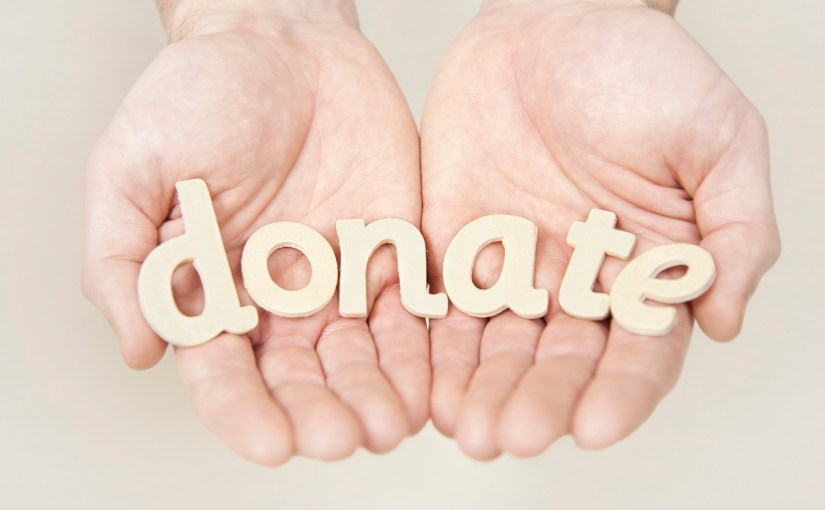 I gave 2% of my 2015 salary to nonprofits with missions I support