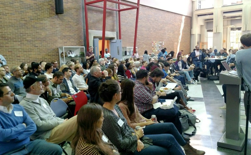 Recap of Barcamp News Innovation 2016