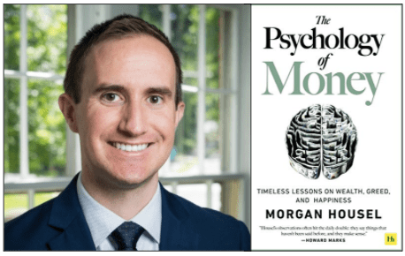 A few quick personal finance lessons from Morgan Housel's 'Psychology of Money'
