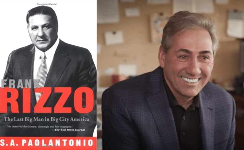 Notes from Sal Paolantonio's landmark 1993 biography of Frank Rizzo