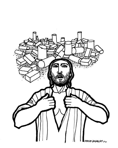 Bible Study (Series C, 25th Sunday after Pentecost