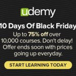Udemy Affiliate - Black Friday 300x250_v2