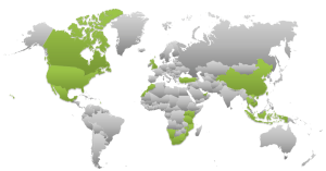 Christo Travel Map
