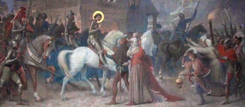 Jeanne à Orléans