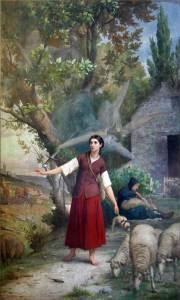 Jeanne d'Arc, enfant