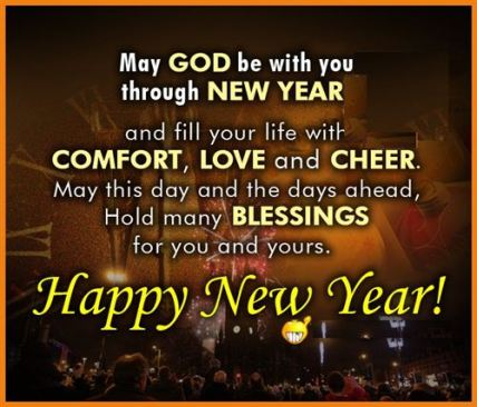 Image result for happy new year blessings