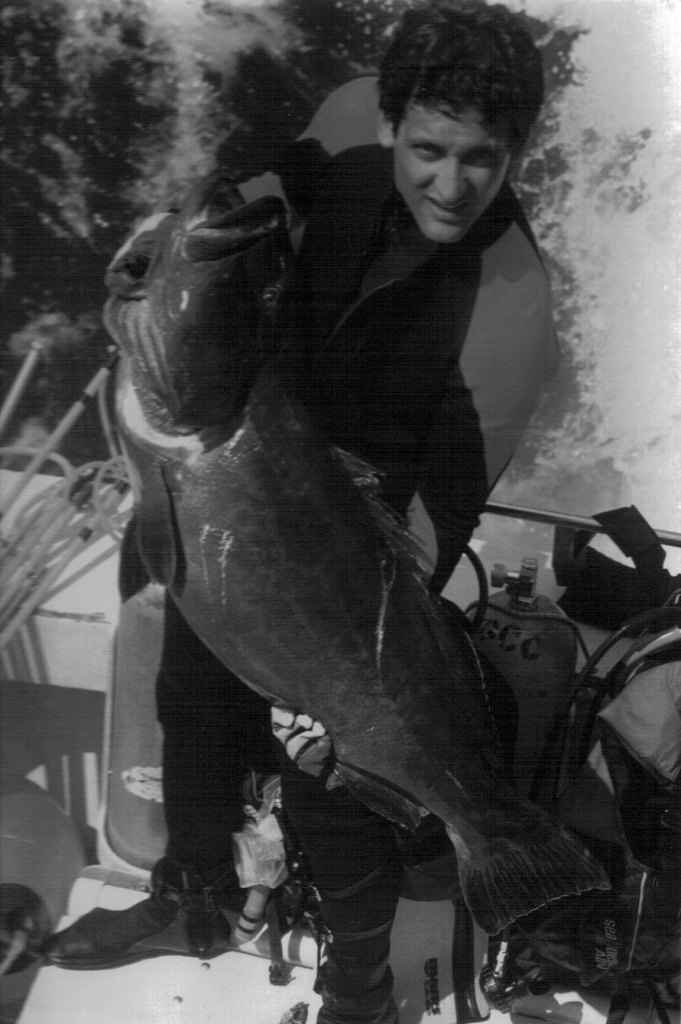 55 lb. Black Grouper