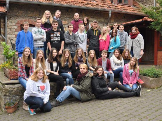 Der Traineekurs 2014 auf dem Kirchberghof