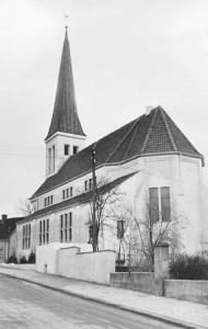 Aus der Lutherkirche wurde die Christus-Kirche