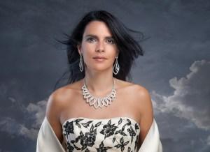 Sopranistin Claudia Oddo
