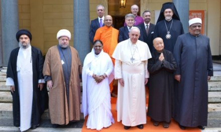 VATICAN 2 December 2014 – Joint Declaration of Religious Leaders Against Modern Slavery