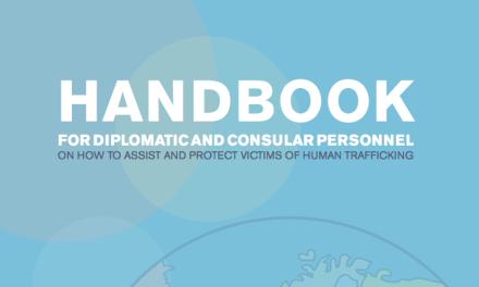 Handbook for Diplomats – HUMAN TRAFFICKING