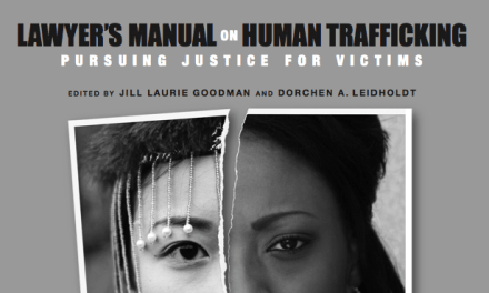 New York – LAWYER'S MANUAL ON HUMAN TRAFFICKING