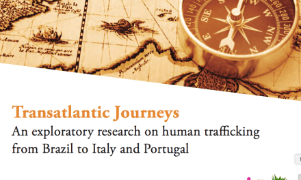 An exploratory research on human trafficking from Brazil to Italy and Portugal