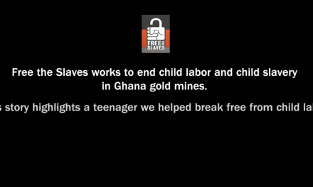 """FREE THE SLAVES: Video """"Children of the Mines"""""""