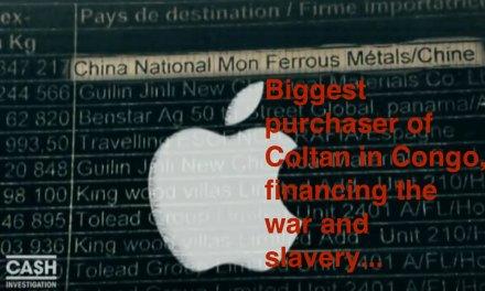 SUPPLY CHAIN – CASH INVESTIGATION A2 – Les secrets inavouables de nos téléphones portables – Au coeur du travail d'enfants en Chine et d'esclaves au Congo