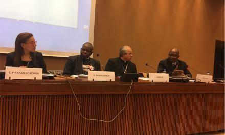 20 mars 2018 – Témoignage exemplaire des Leaders religieux de la République Centrafricaine à l'ONU à Genève
