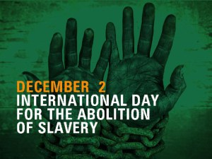 1st Dec 2017 – Expert Panel on the International Day for the Abolition of Slavery – Rehabilitation for Victims of Modern Slavery – Statement by the Sovereign Order of Malta