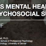 UNHCR'S MENTAL HEALTH AND PSYCHOSOCIAL SUPPORT