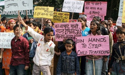 India Cracks Down on Human Trafficking