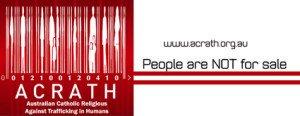 ACRATH – Australian Catholic Religious Against Trafficking in Humans