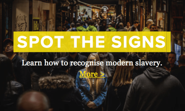 CHURCH OF ENGLAND – The Clewer Initiative enables Church of England dioceses and wider church networks to develop strategies for detecting modern slavery in their communities and help provide victim support and care