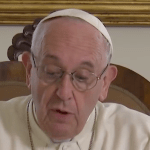 Pope Francis calls for action on Slavery, saying it 'is not something from other times.'